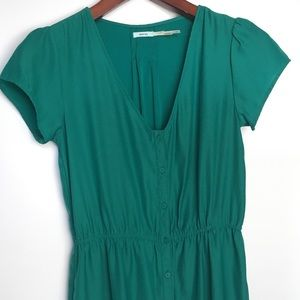 Urban Outfitters Dresses - Kimchi Blue Urban Outfitters Emerald Green Dress